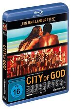 CITY OF GOD   BLU-RAY NEU FERNANDO MEIRELLES