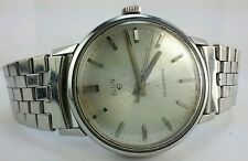 Vintage Elgin automatic watch cal 972 holds time LOWEST on Ebay