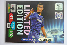 Eden Hazard Limited Edition - Panini Adrenalyn XL Champions League 2013/14