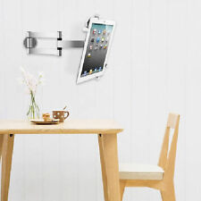 Universal Adjustable Tablet Wall Mount Holder For iPad mini/1/2/3/4/Air, Galaxy