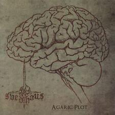 Svedhous - Agaric Plot CD 2012 depressive black metal Korea Misanthropic Art