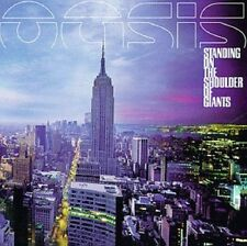 OASIS : STANDING ON THE SHOULDER OF GIANTS  (LP Vinyl) sealed