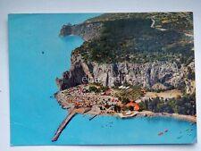 TRIESTE SISTIANA camping baia veduta aerea vecchia cartolina