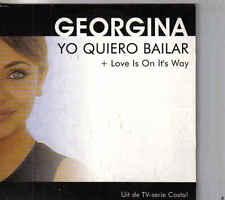 Georgina Verbaan-Yo Quiero Bailar cd single