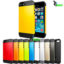 CUSTODIA CASE BUMPER ARMOR PER APPLE IPHONE 5/5S SLIM ANTISHOCK