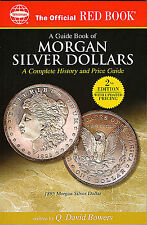 Brand New Guide Book Of US Morgan Silver Dollars Price Guide 2nd Edition Book