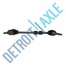 Complete Front Passenger Side CV Axle Shaft - Automatic - Made in USA