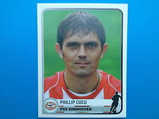 PANINI CHAMPIONS OF EUROPE 1955 - 2005 - N.305 COCU PSV EINDHOVEN
