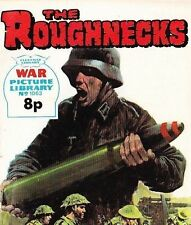 A Fleetway War Picture Library Pocket Comic Book Magazine #1063 ROUGHNECKS