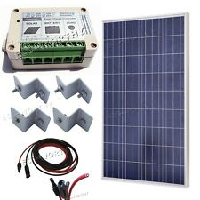 100W Solar Panel COMPLETE KIT 12V panneau solaire Off Grid System for Home Power