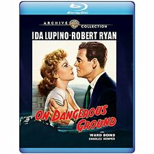 ON DANGEROUS GROUND (1951 Ida Lupino) BLU RAY  - Sealed Region free