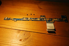 HP Pavilion dv5000  Power & Media Button Board WIFI + screws