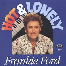 Ford, Frankie: Hot & Lonely  Audio Cassette