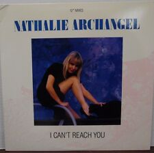 "Nathalie Archangel I can't reach you 12"" mixes 44-07484   112716LLE"