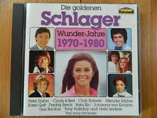 Die goldenen Schlager 1970-1980 Roy Black Chris Roberts Bata Illic Karel Gott