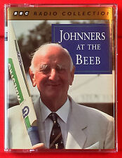 Brian Johnston Johnners At The Beeb 2-Tape BBC Audio Book Cricket/Sport/Humour