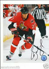 Alexei Alex Kovalev signed Ottawa Senators 8 x 10 autograph licensed Photo AUTO