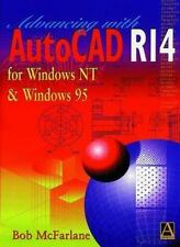 Beginning AutoCAD R14 for Windows NT and Windows 95 by Bob McFarlane (1998,...