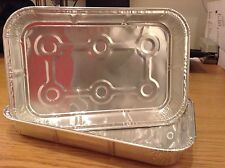 "100 x 7¾"" Tray Bake Foil Dishes"
