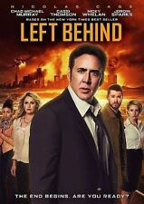 Left Behind * Nicolas Cage - the end is beginning are you ready