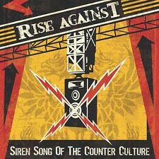 Rise Against : Siren Song of the Counter Culture CD near mint will combine s/h