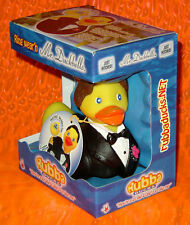 Rubba Duck Mr. Duckbells Groom Wedding Rubber Duck NIB Gift Box
