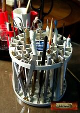 M00147 MOREZMORE Multi Bin Holder Tool Brush Organizer Caddy Pen Stand T20