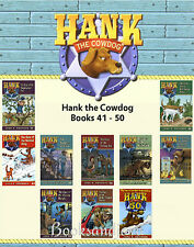 HANK THE COWDOG LOT SET 41-50  BRAND NEW FREE SHIPPING