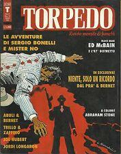 Rivista TORPEDO n° 10 - edizione Acme