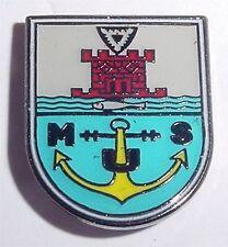 Bundeswehr Marine Pin MUS - Marineunteroffizierschule Plön ..........P8224