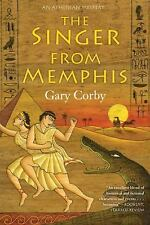 An Athenian Mystery:The Singer from Memphis 6 - Gary Corby (2016, softcover) ARC