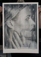 "RONE ""MERCURY(YELLOW)"" SCREEN PRINT SIGNED VERY RARE A/P"