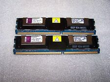 8GB Kingston PC2-5300F memoria DDR2-667 RAM Server (FBDIMM), 2x 4GB KIT