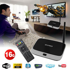 Quad Core Smart TV Box 1080P Fully Loaded KODI Android 4.4 with best WiFi HDMI