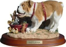 Mississippi State Bulldogs Bully Dog bowl mascot figurine Steve Ford rare