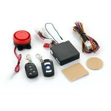 Motorcycle 2-Way Security Scooter Anti-theft Remote Vibration Sensor Alarm NEW