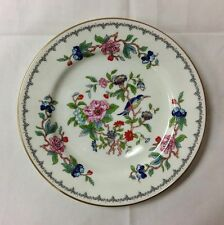 """AYNSLEY """"PEMBROKE"""" BREAD BUTTER PLATE 6 1/2"""" BONE CHINA MADE IN ENGLAND"""