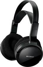 Sony MDRRF811RK Wireless Headphones - Black.