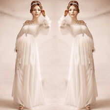 White Pregnant Long Women Dresses Maternity Photography Props Clothing Hot