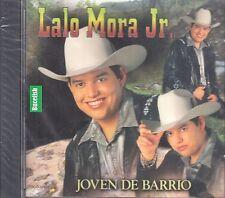 Lalo Mora JrJoven De Barrio CD New Nuevo sealed