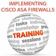 Implementing CISCO ASA FIREWALLS - Video Training Tutorial DVD