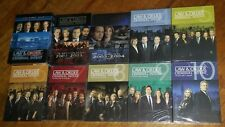 NEW Law & Order Criminal Intent: The Complete Series, Seasons 1-10. 44 Disc