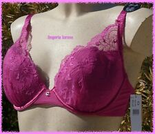 SOUTIEN GORGE CHANTELLE N°2812 ROSE FUSCHIA FR100B/EUR85B/ITA5B/UK38B/USA38B