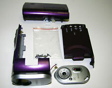 Sony MHS-CM1 Body Panels and Screws Set PART REPLACEMENT PURPLE
