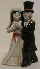 Yankee Candle 2015 Boney Bunch The Last Tango Taper Candle Holder T/H Halloween
