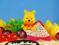 Disney Winnie the Pooh Moveable Toy Model Figure Cake Topper Decoration K1231 D