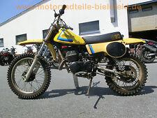 Ersatzteile Suzuki RM80: 1x Schalthebel gear shift lever - ggf. TS RM 50 100 125