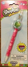NEW SHOPKINS COLLECTOR Apple Blossom Pen FACTORY SEALED PACKS Season 1