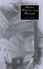 Byron, Poetics and History (Cambridge Studies in Romanticism)