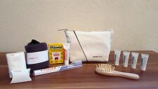 SWISS AIR LINES 2016 First Class LA PRAERIE Amenity Kit Ladies Bag Trousse NEW